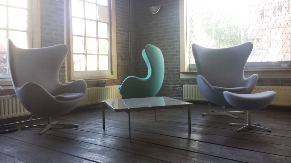 Arne Jacobsen for Fritz Hansen