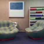 Rare_Pierre_Paulin_Bonnie_500_Lounge_Chairs_2