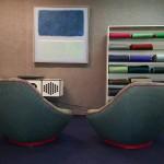 Rare_Pierre_Paulin_Bonnie_500_Lounge_Chairs_4