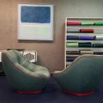 Rare_Pierre_Paulin_Bonnie_500_Lounge_Chairs_5